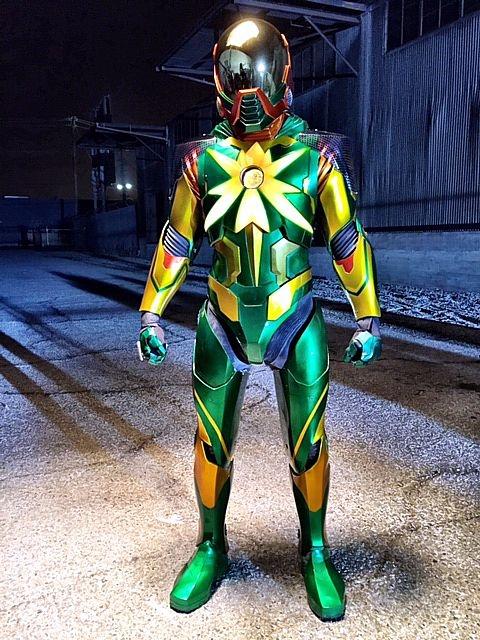 Solar Avenger Suit
