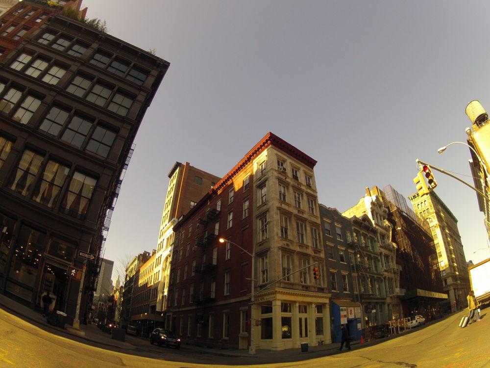 Crosby & Broome Street, NYC