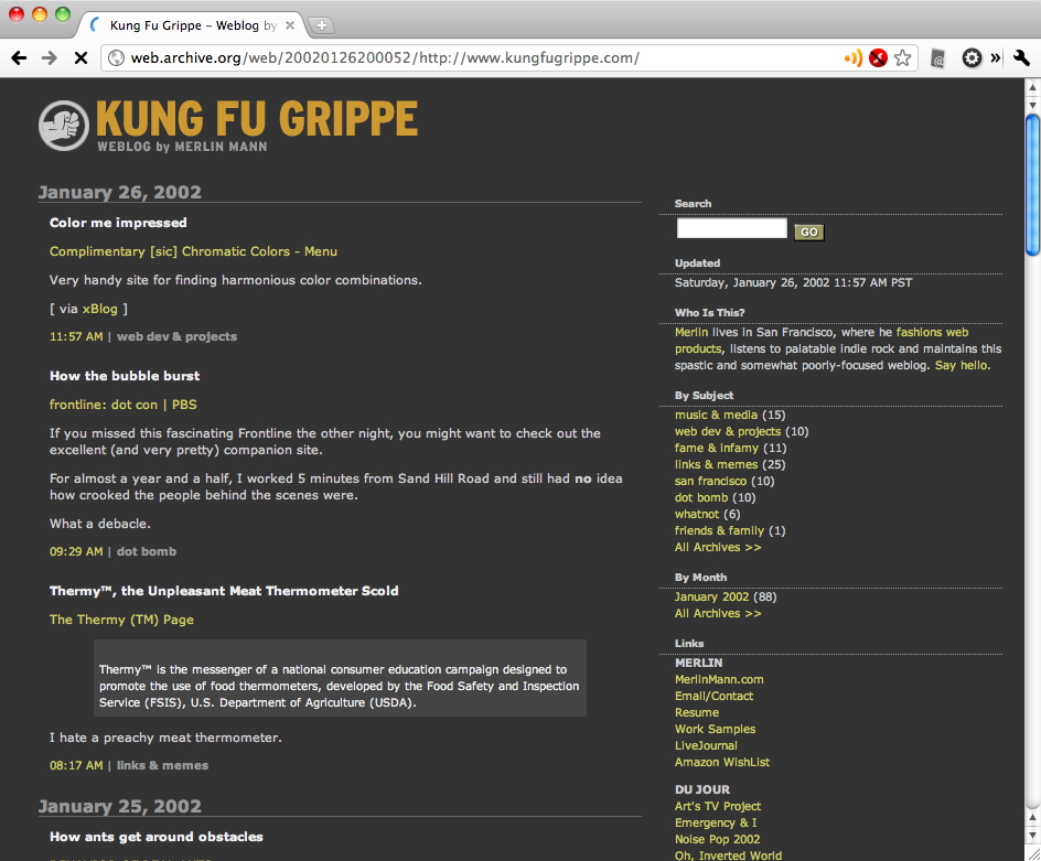 Kung Fu Grippe - Weblog by Merlin Mann - 2002.jpg
