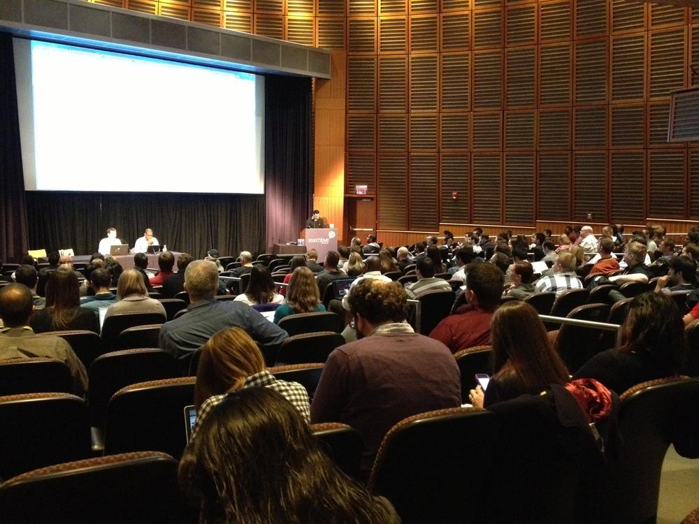 Distilled's SearchLove Conference in Boston, MA November 5-6, 2012.