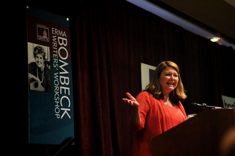 Pulitzer Prize-winning columnist and author Connie Schultz