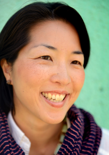 Christine Koh of BostonMamas