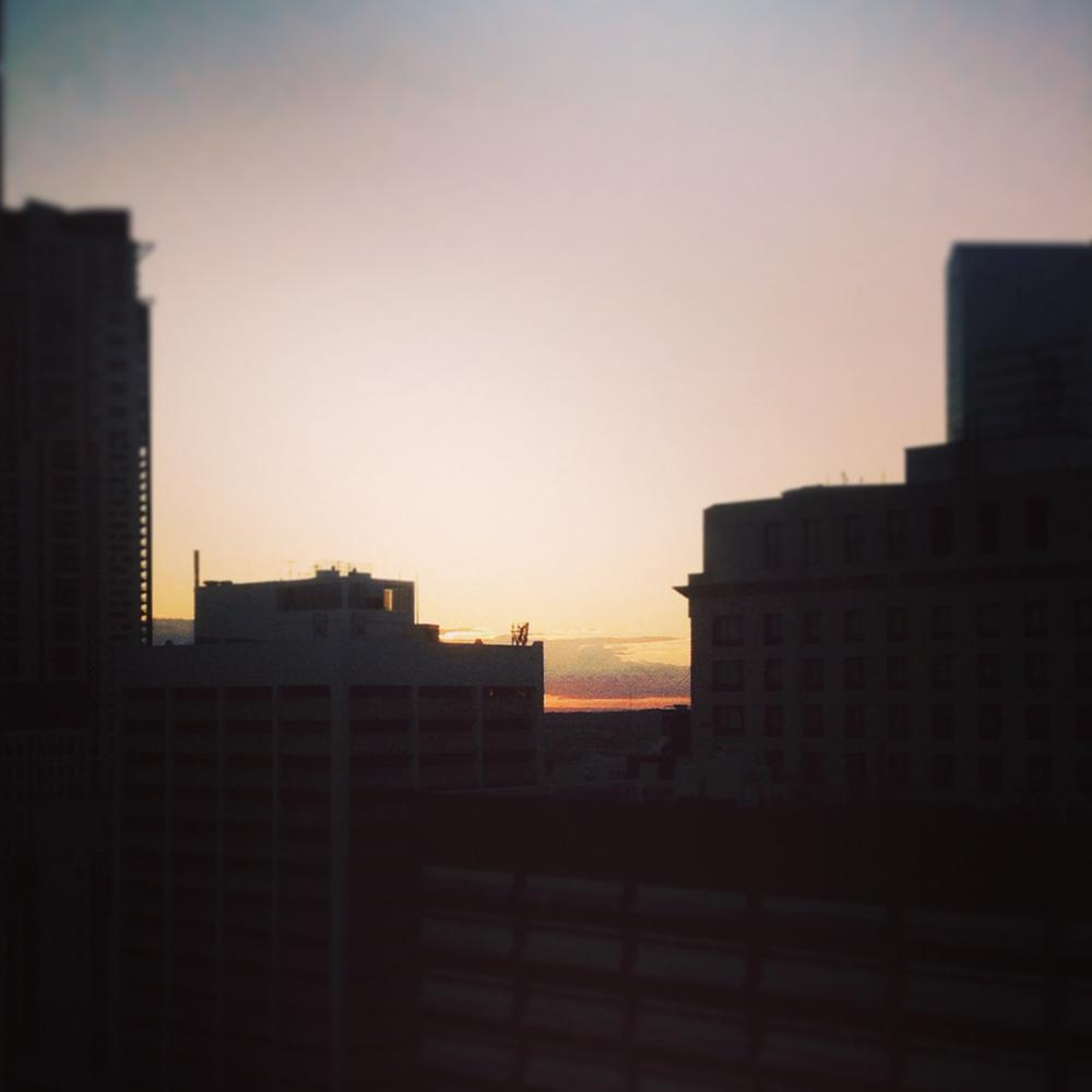 5:20 a.m., Brisbane .
