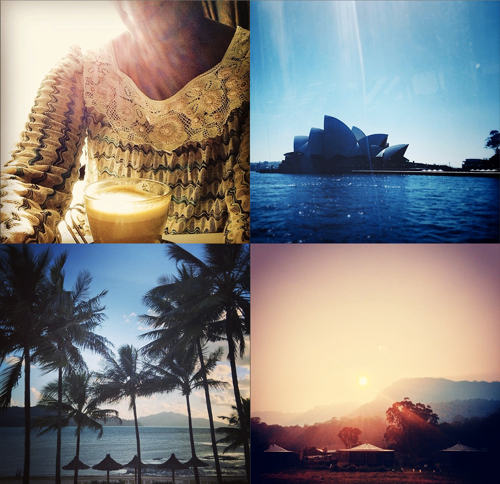 My favourite shots I took on Instagram this month.