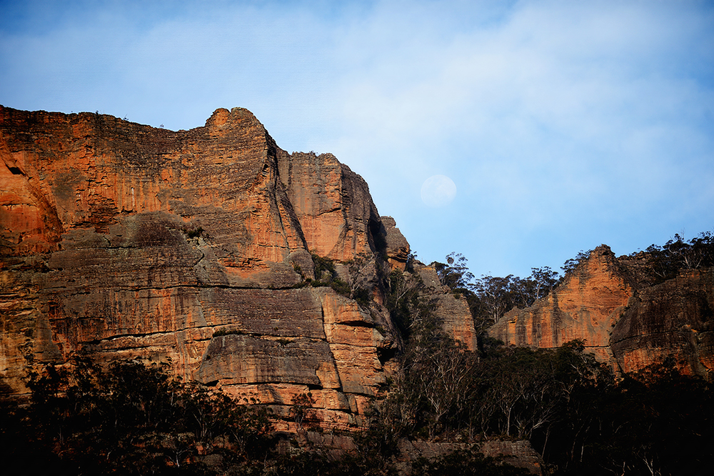 Wolgan Valley, Blue Mountains, Australia, October 2013