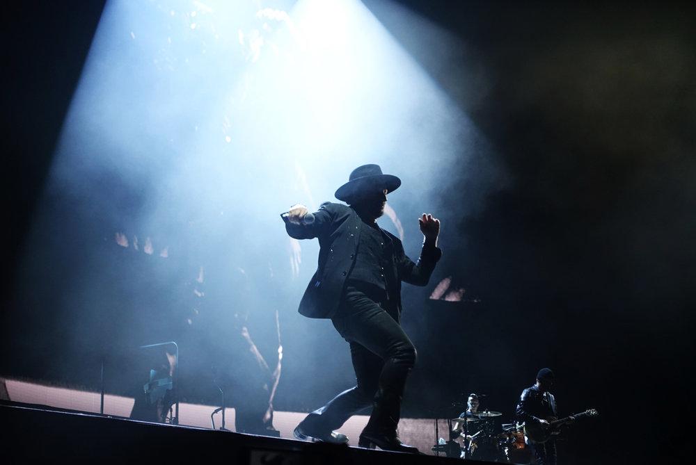 Bono, Wednesday, May 24, 2017, Houston, Texas.