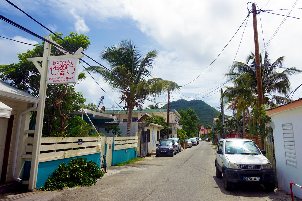 Grand-Case, Saint-Martin, July 2017