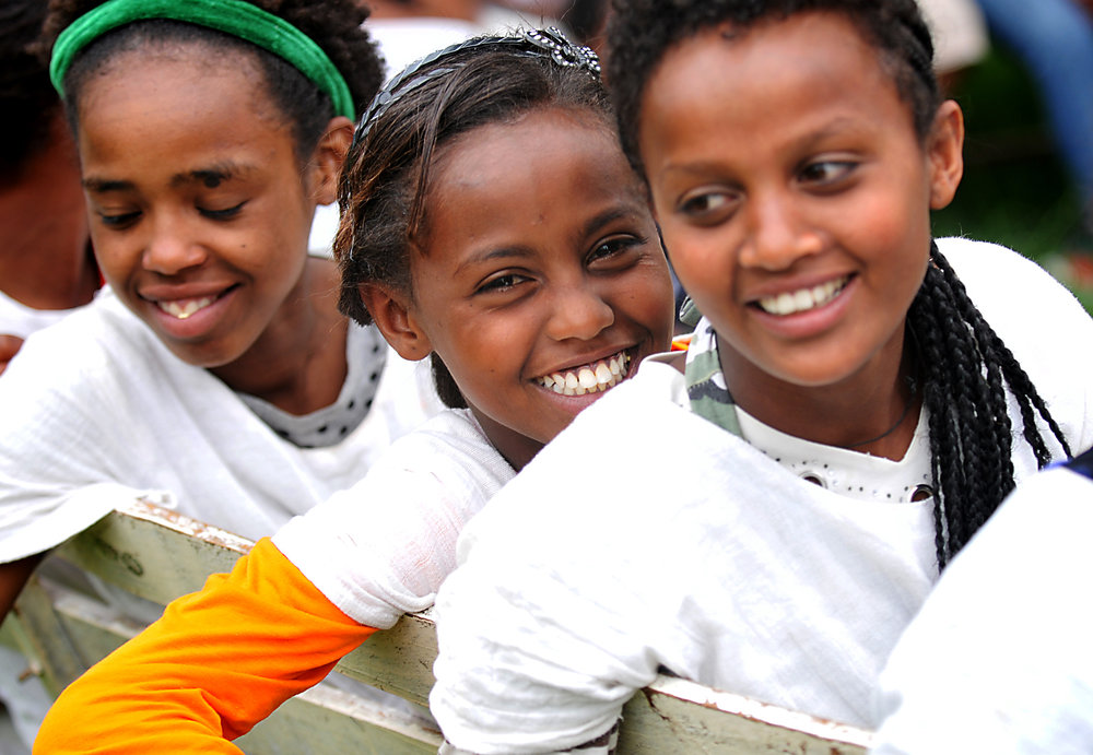 Friends in Addis Ababa, Ethopia,October 2012.