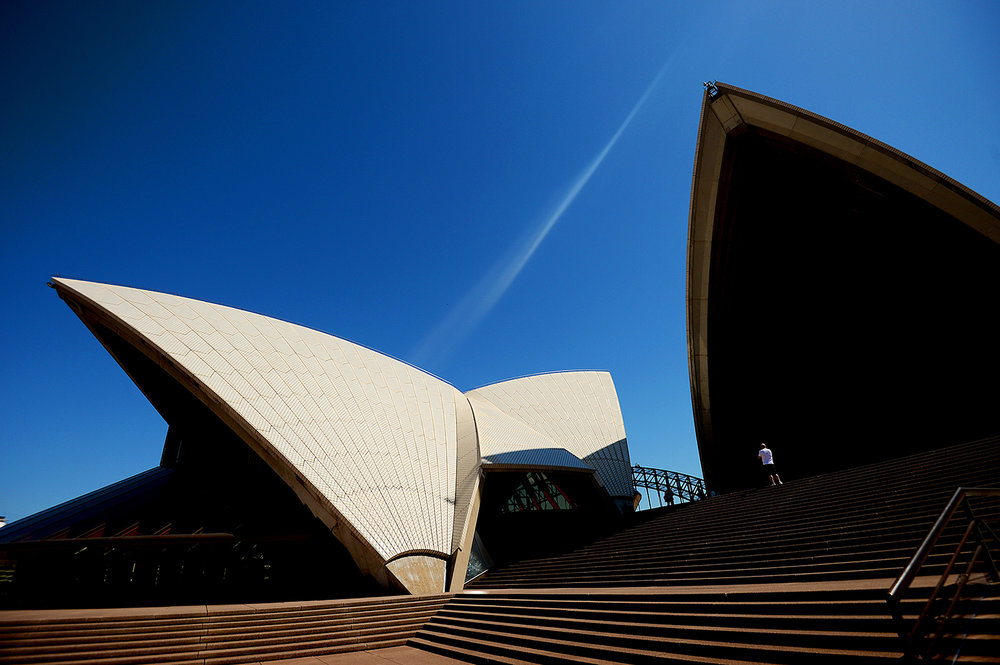 Sydney Opera House, October 2013 (number 41)