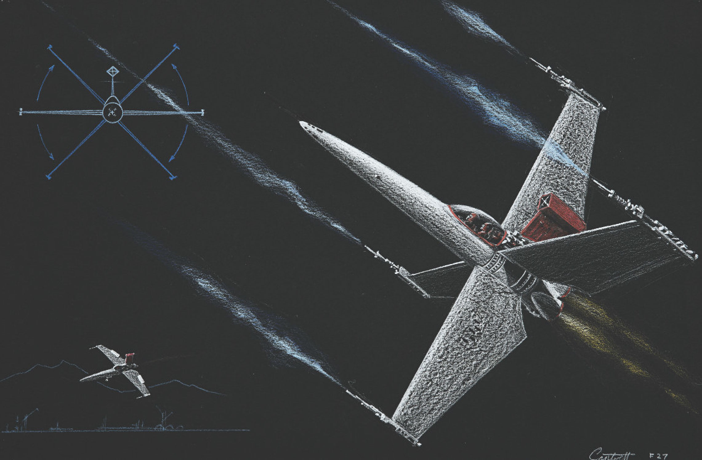 Cantwell's Concept Art