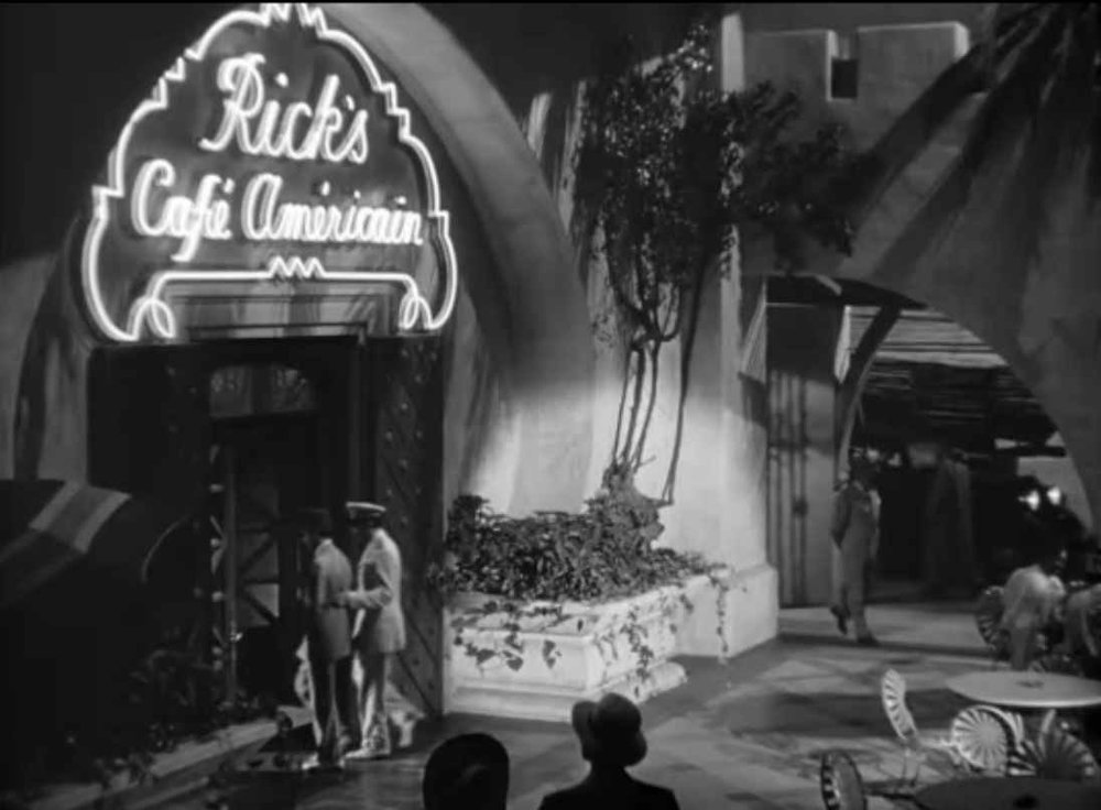 Image result for the last scenes in the movie casablanca