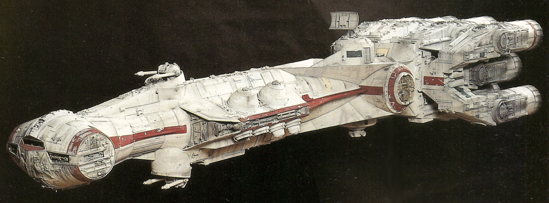 Rebel Blockade Runner - Final
