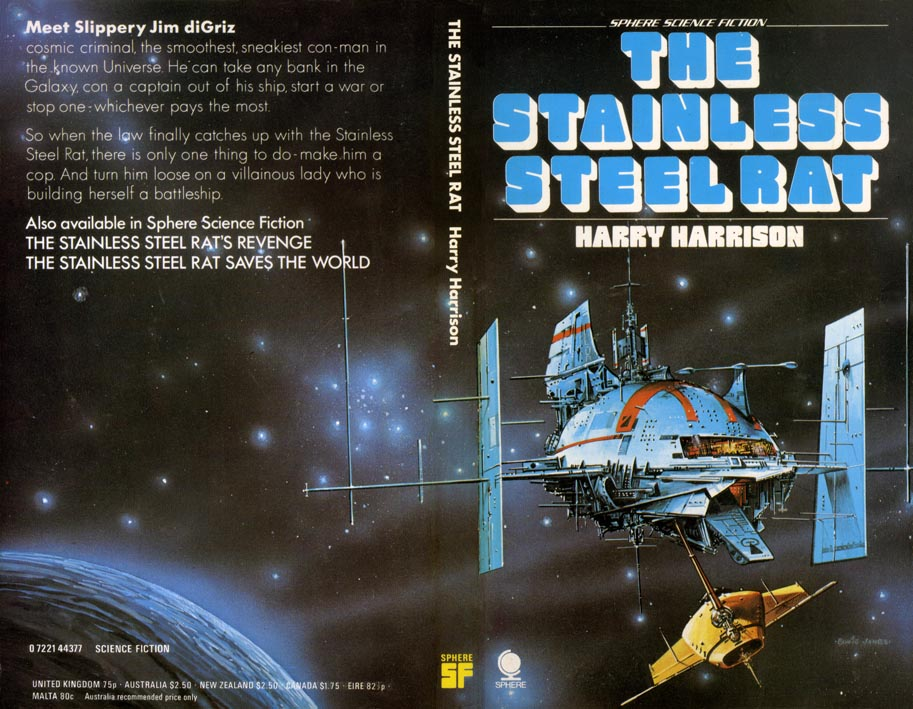 Published by Four Square Books in 1966, 1973, 1974, 1976 & 1978, cover by Eddie Jones —  Source .