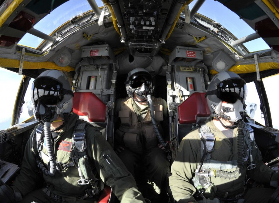 B-52 Cockpit