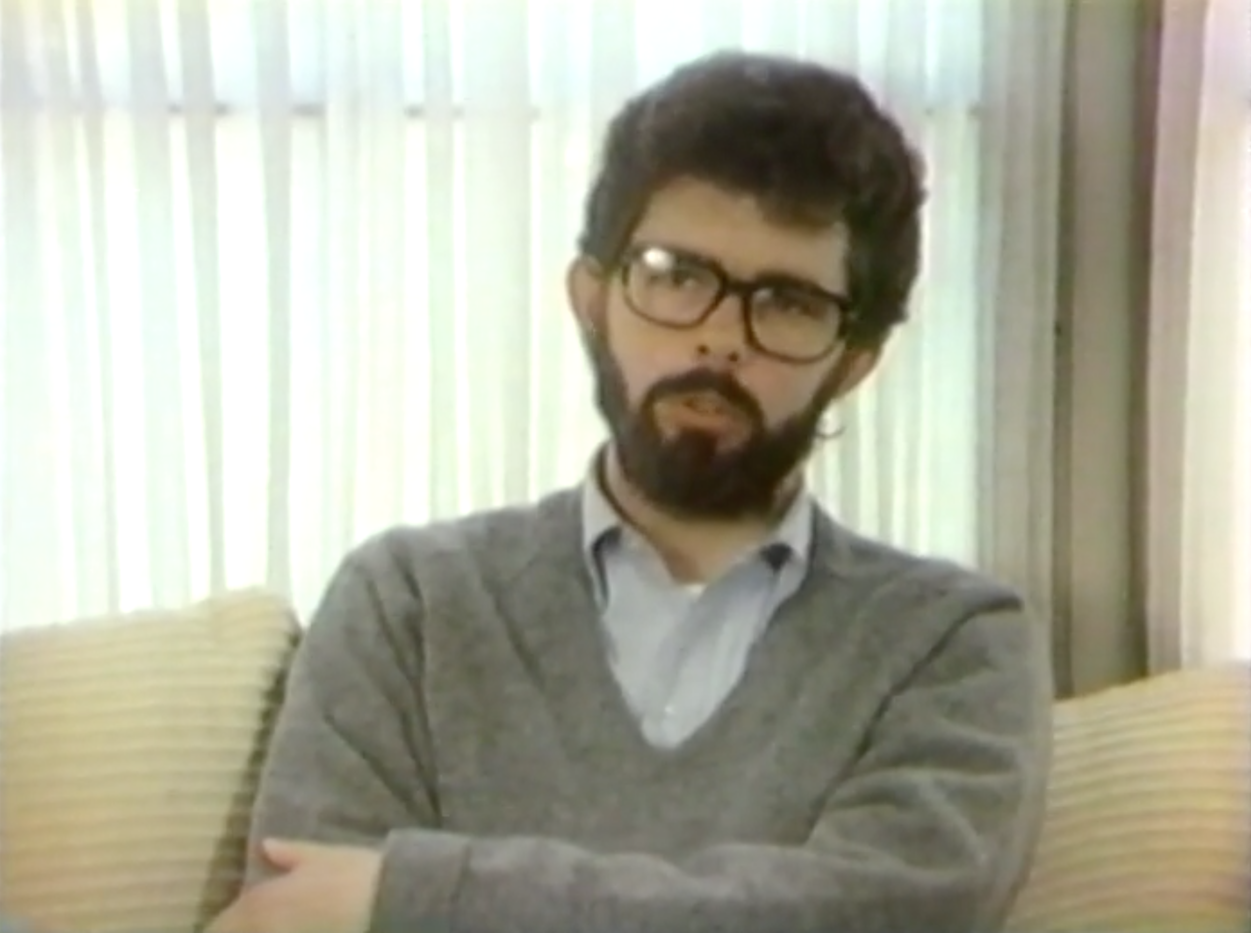 George Lucas on Comics (1975)