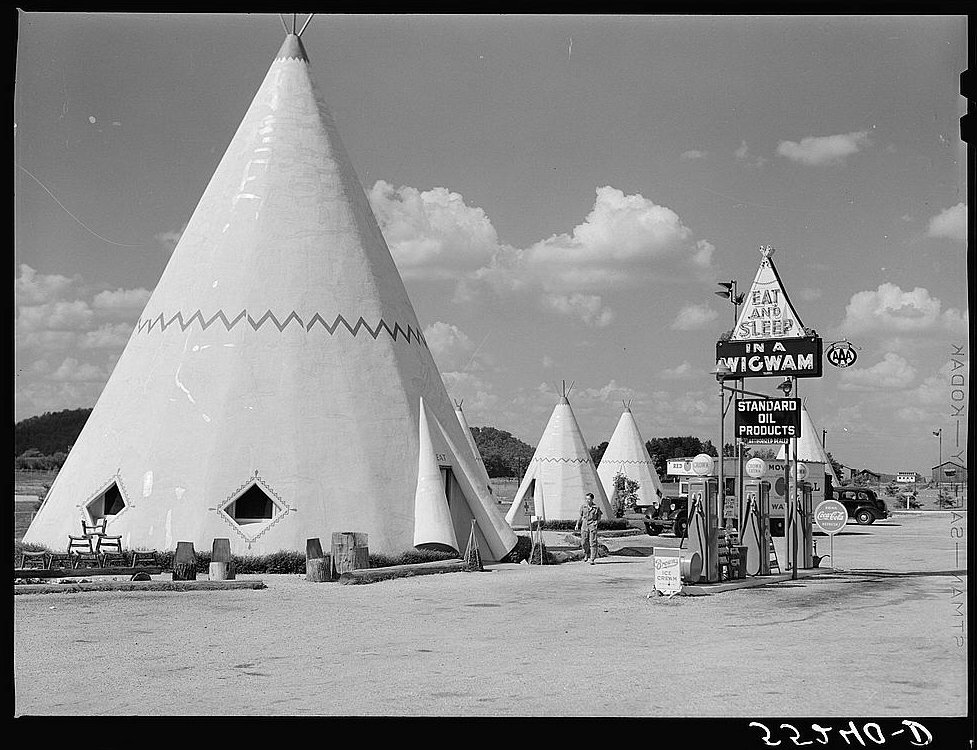 Figure 1. A scene that is probably not on Route 66