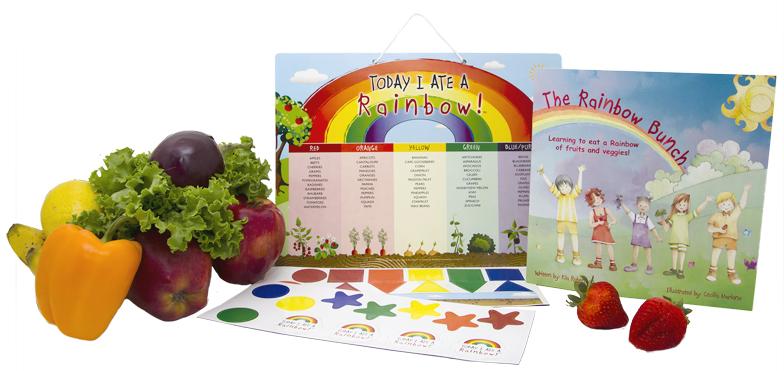 Today I Ate a Rainbow Kit