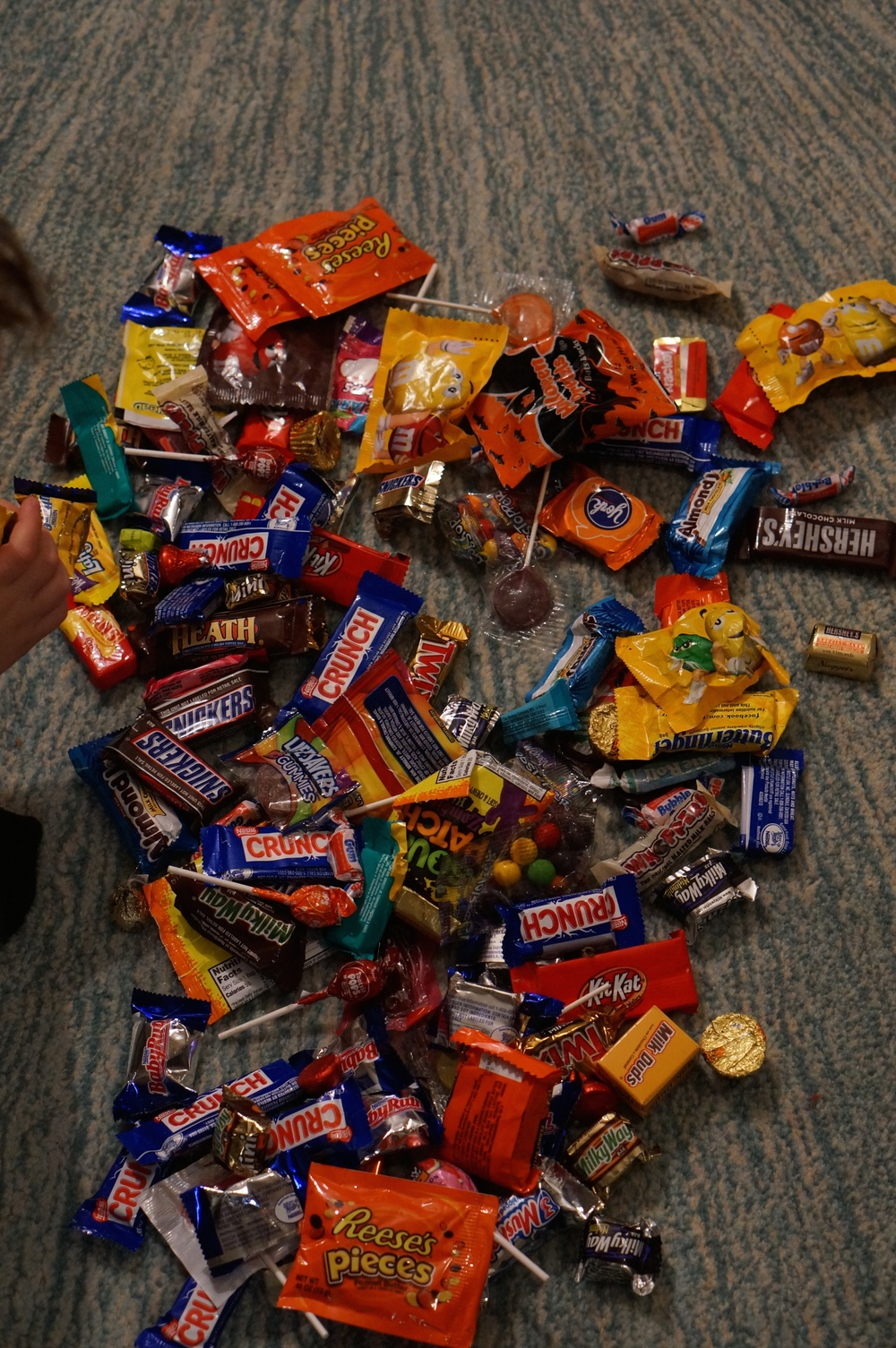 Halloween Candy 2014