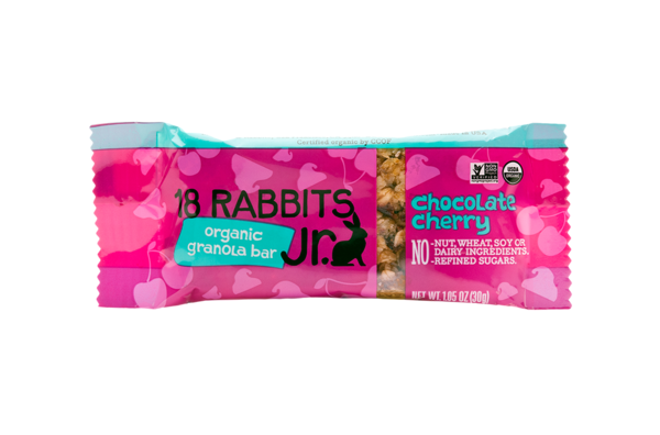 18 Rabbits Chocolate Cherry bar