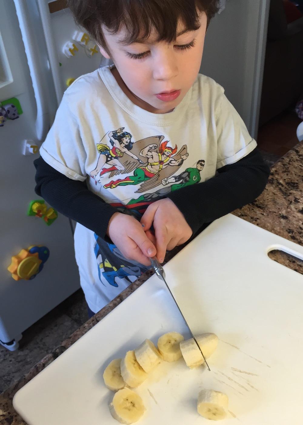 LaLa Mothers Day bananas