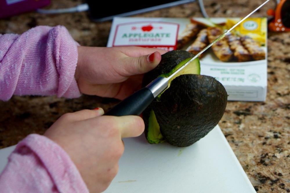 LaLa Mothers Day avocado