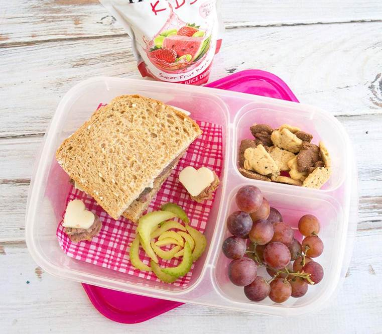 Rock The Lunch Box Twitter Party 81815
