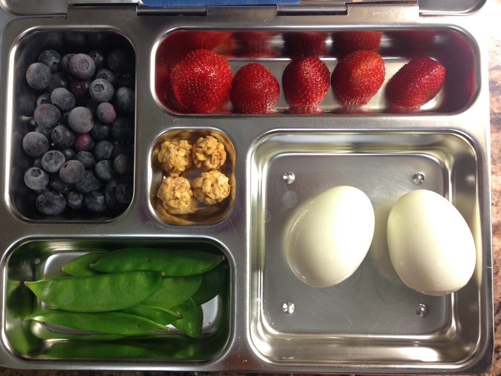 Let your kids choose their meals. You may be surprised with how healthful and varied they are.