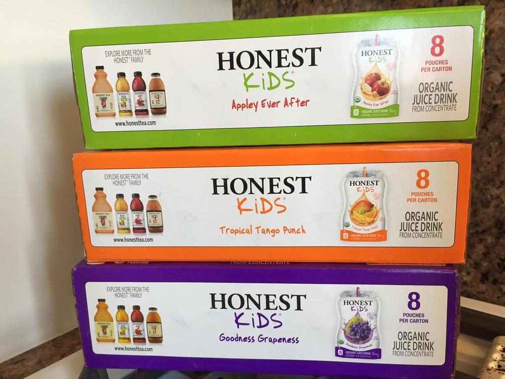 Honest Kids Tea