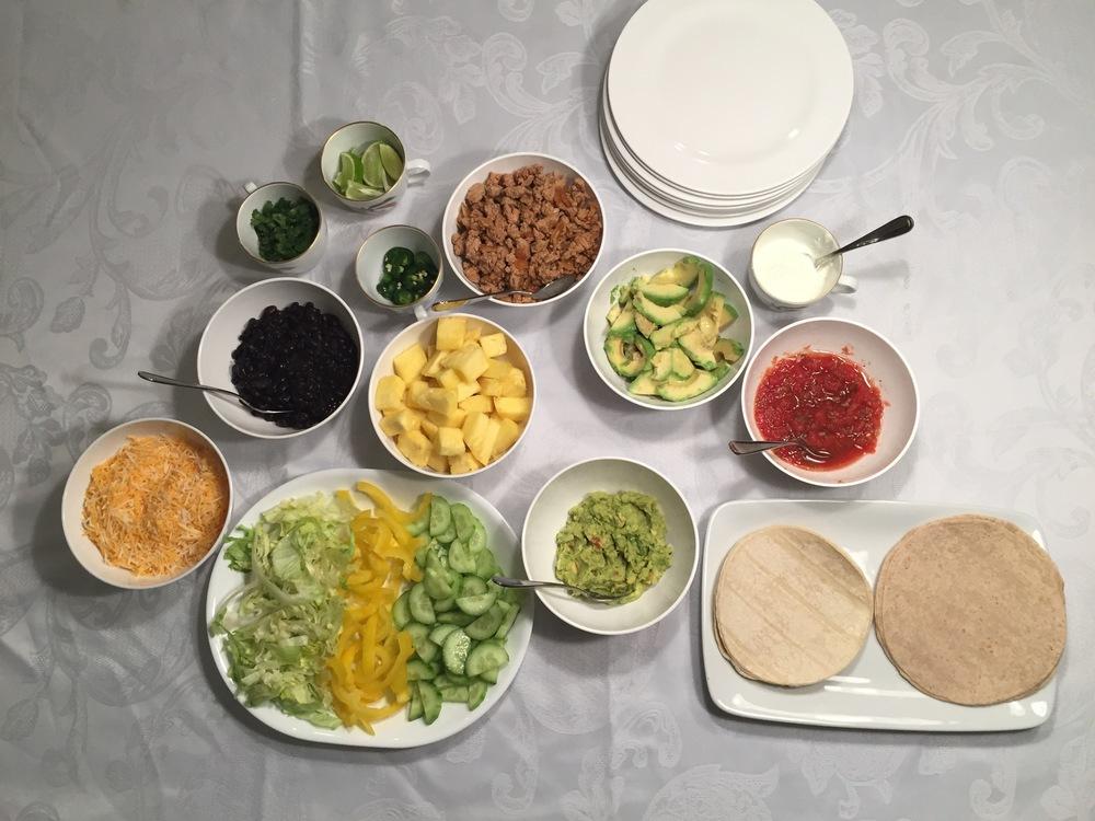DIY Tacos