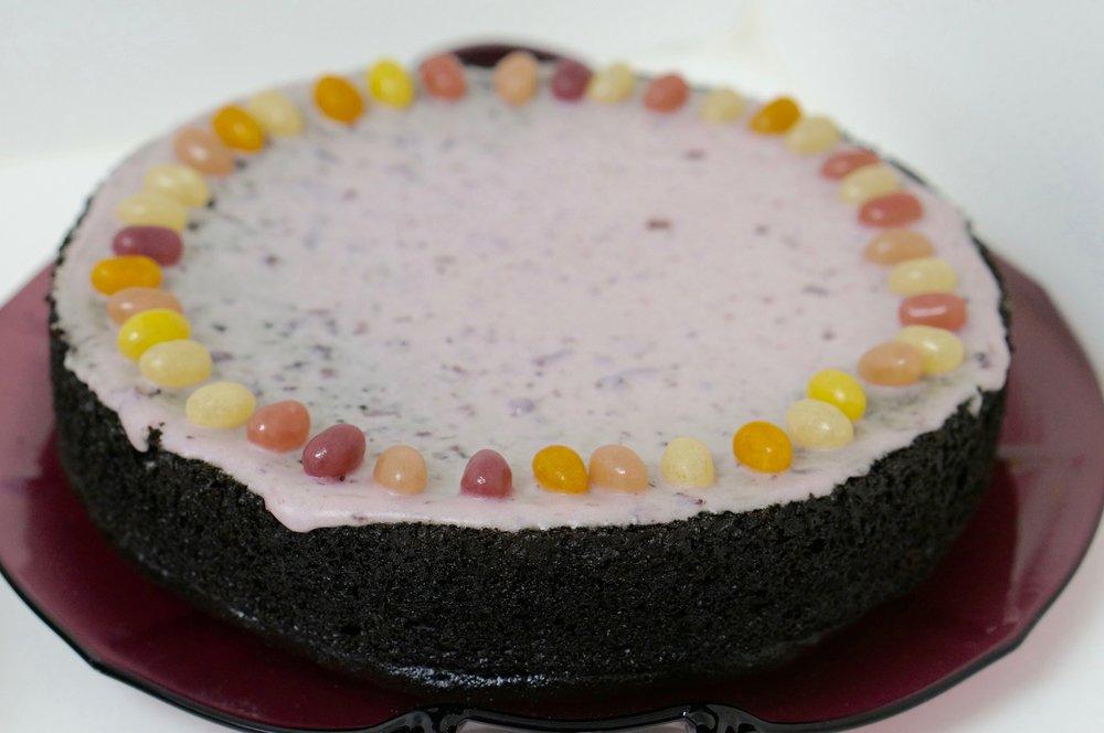 gluten free wacky cake