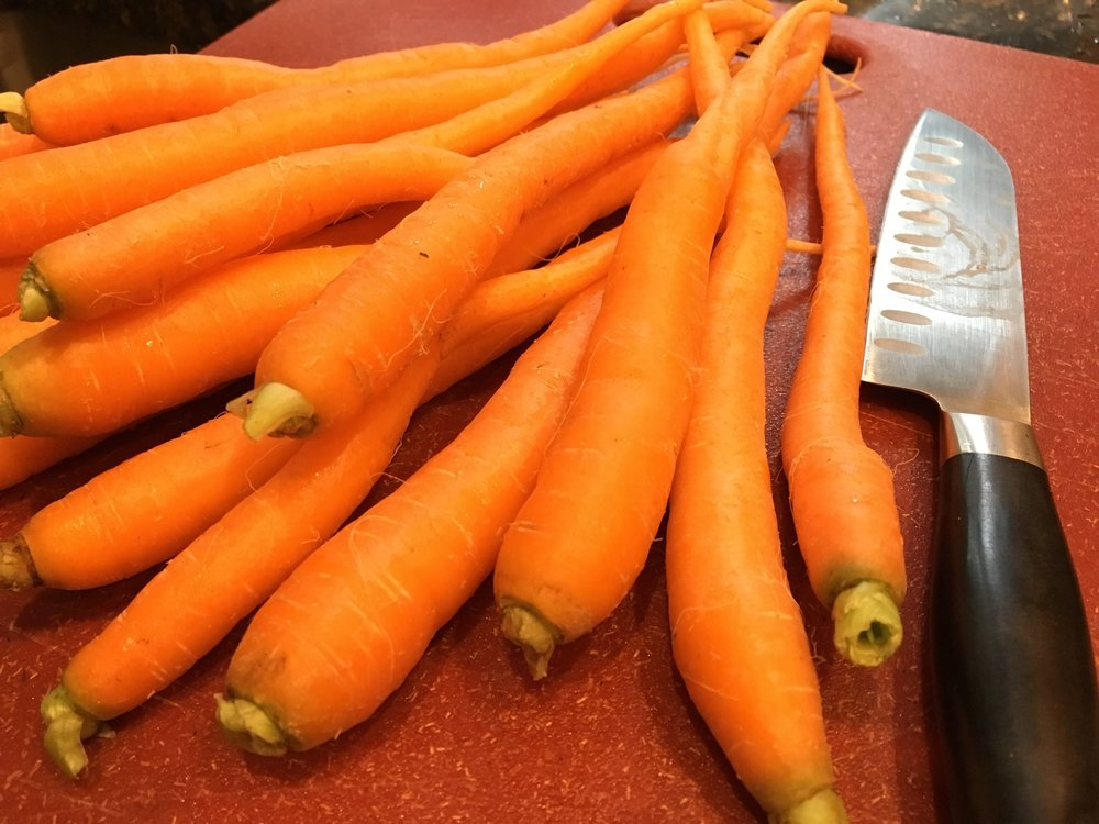 carrots for soup