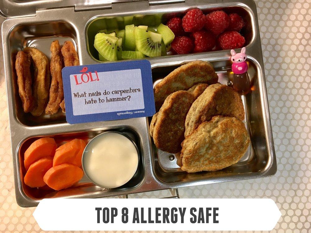 Top 8 Safe 11