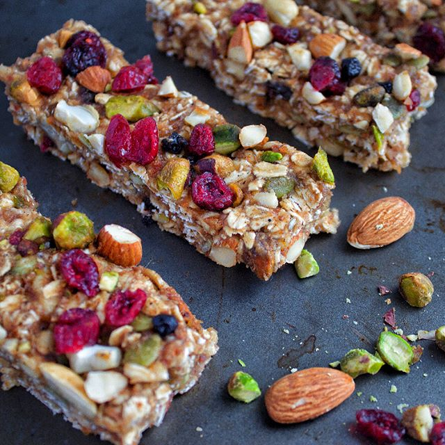 Great snack recipes and ideas