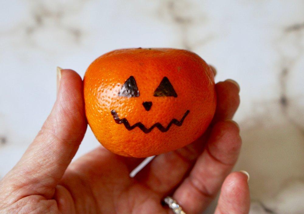 Clementine Pumpkin
