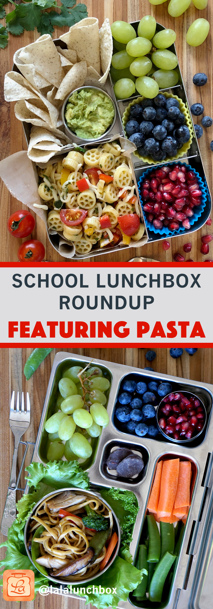 school lunch roundup pasta
