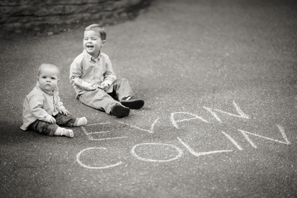 Evan & Colin