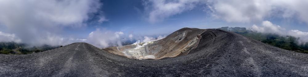 Vulcano Crater