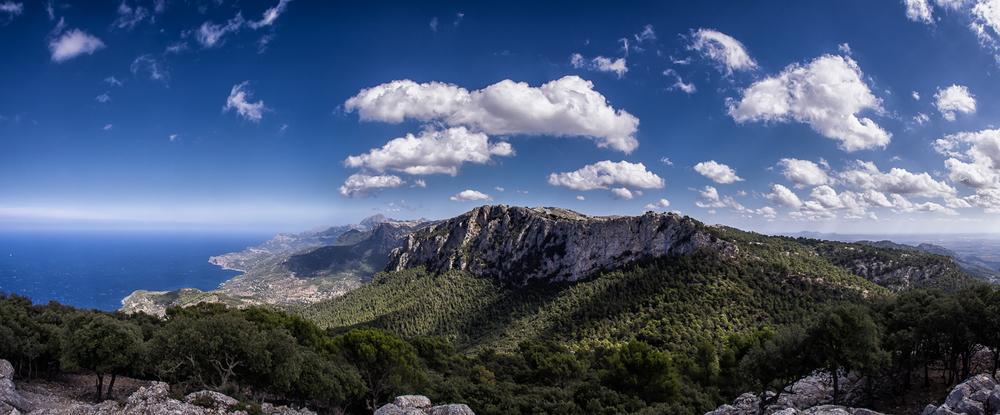 Sierra Tramuntana, Mallorca