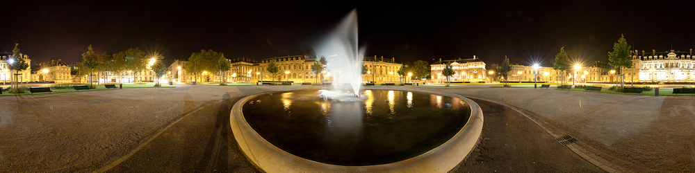 Fountain, Place Verdun, Grenoble