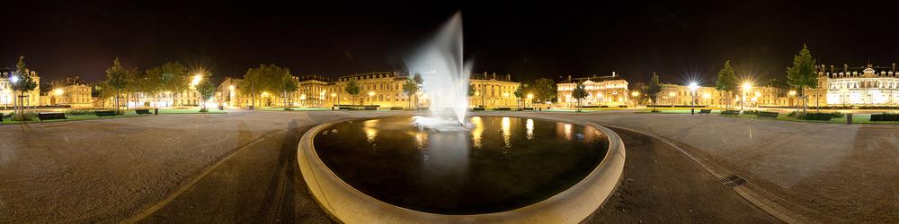 Fountain, Place Verdun, Grenoble