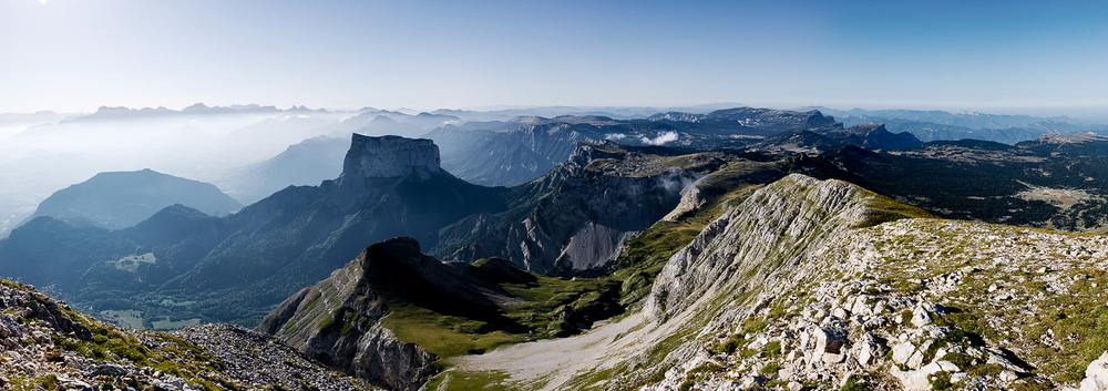 View from Grand Veymont