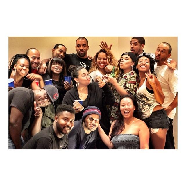 Friends. 😊