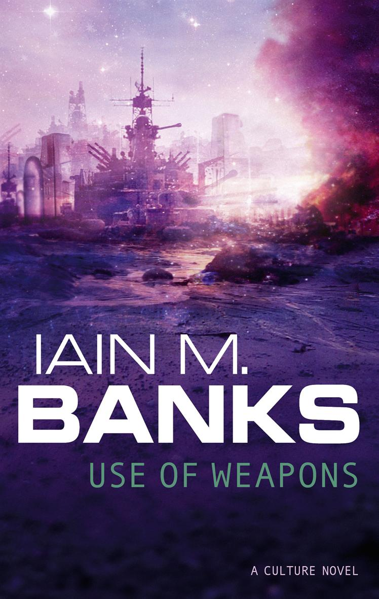 Use of Weapons - my favourite Iain M Banks book.