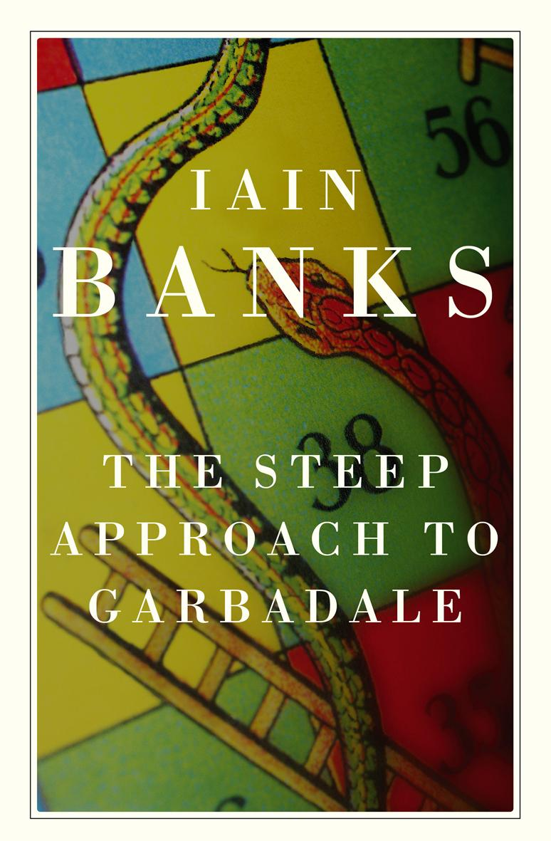 The Steep Approach to Garbadale. My favourite Iain Banks book.