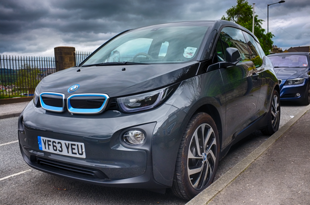 BMW i3 - Front view