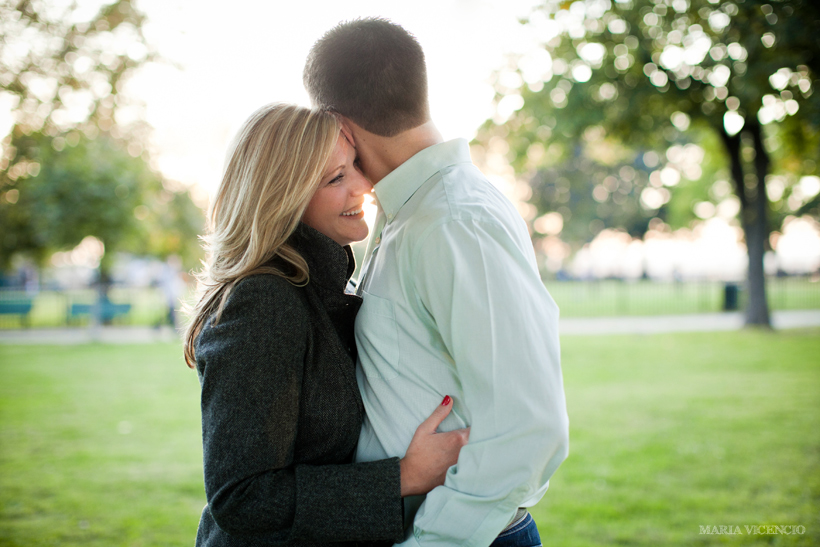 Federal Hill Park engagement