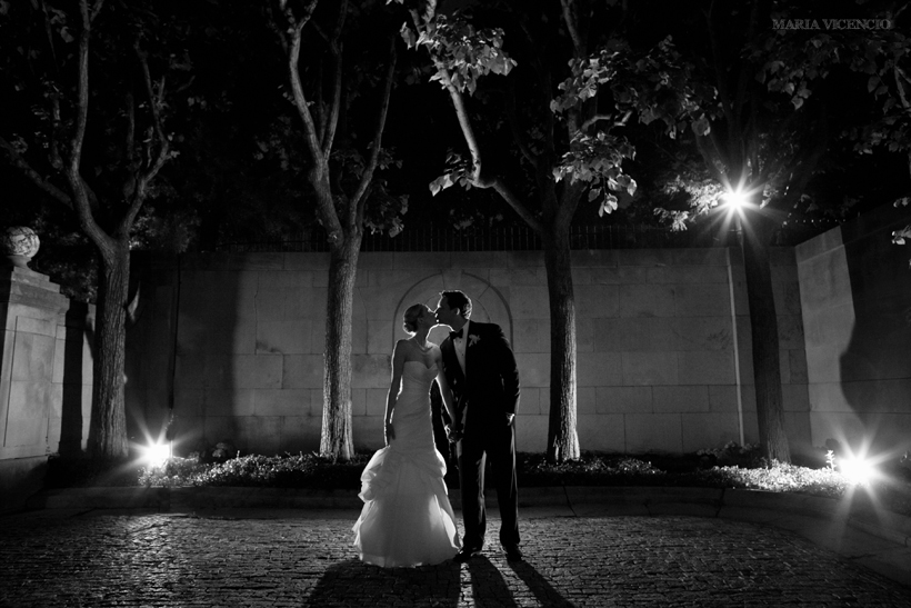 Wedding photography at The Meridian House by Maria Vicencio Photography