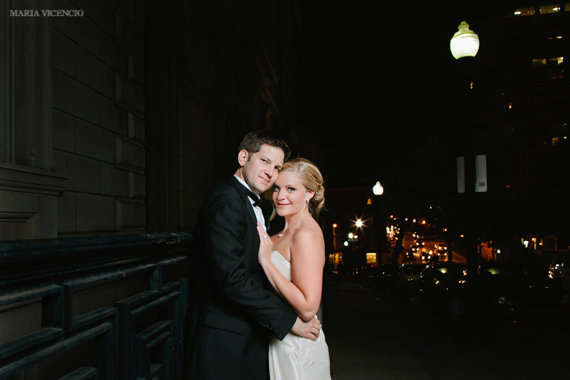 Wedding photography at Peabody Library by Maria Vicencio Photography