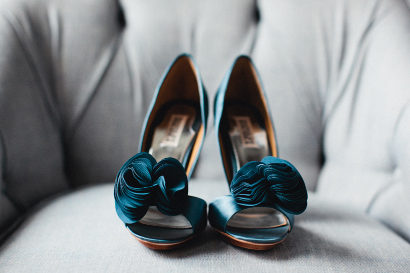 Badgley Mischka heels, Photo by Maria Vicencio Photography