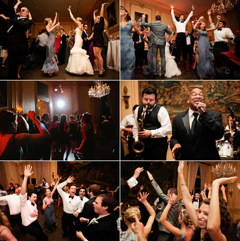 The Source band, Meridian House wedding by Maria Vicencio Photography